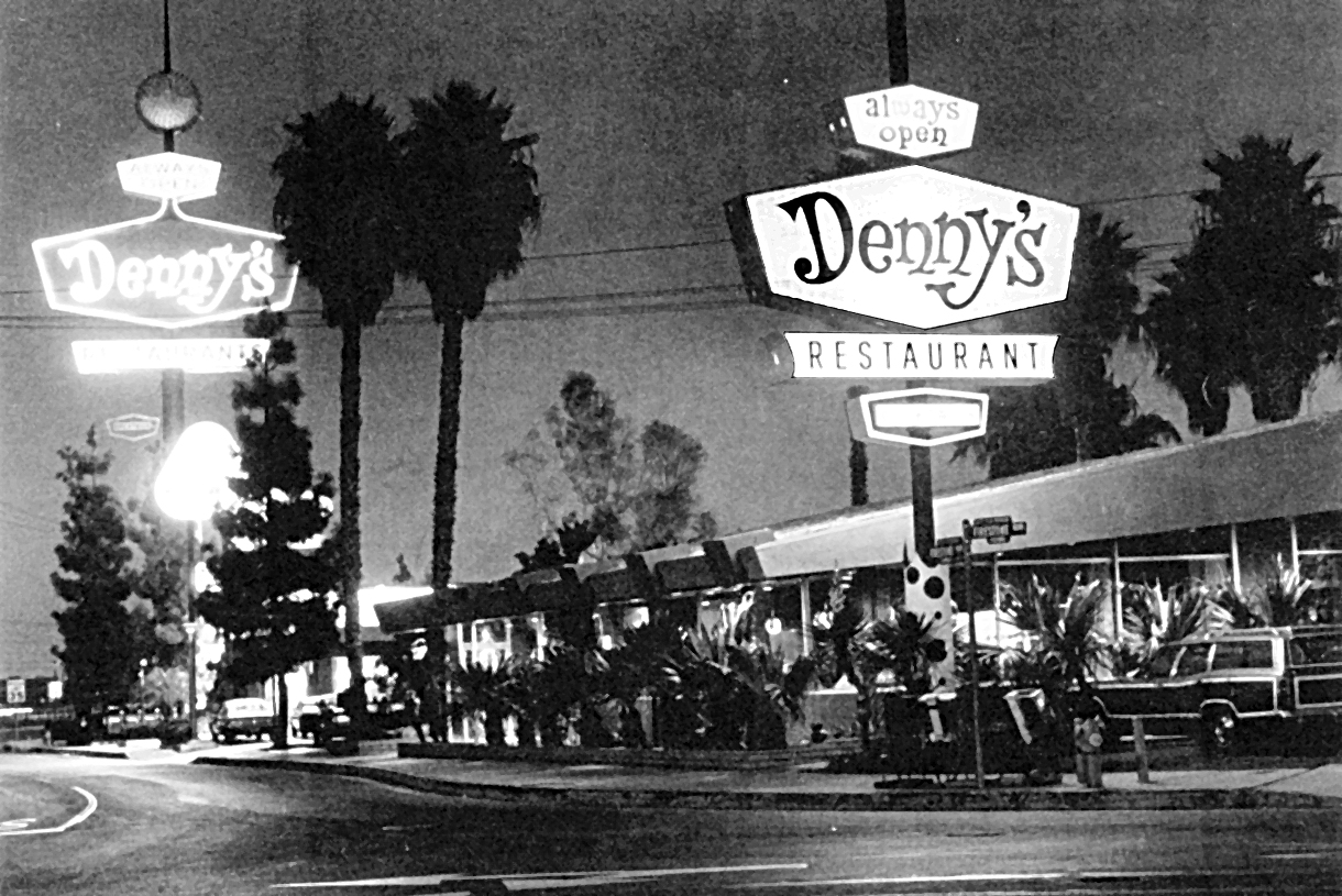 A 5th Denny's has been found, intriguing scientists with mad munchies